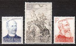 274/76**  Victoire Sur Les Trafiquants D'esclaves - Série Complète - MNH** - LOOK!!!! - Congo Belga