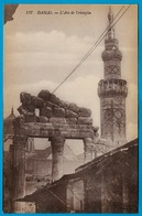 CPA AK Syrie DAMAS - L' Arc De Triomphe - Syrie