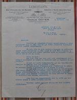 55 LONGEVILLE EN BARROIS Lubifiants Charles GOYER  Huile Gaisse - Francia