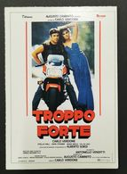 TROPPO FORTE - Merchandising