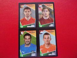 PANINI FOOT Euro 2004 Portugal N°40 120 184 248 Carlos Marchena Dario Simic Stefano Fiore Wesley Sneijder - Panini