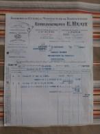 55 SAINT MIHIEL 75 PARIS 11 Et 12eme   E. HUOT Fonderie De Cuivre - Francia