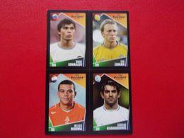 PANINI FOOT Euro 2004 Portugal N°33 65 135 247 Marat Izmailov Erik Edman Wilfred Bouma Giogios Karagounis - Panini