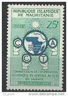 "Mauritanie YT 139 "" Coopération Technique "" 1960 Neuf** - Mauritania (1960-...)"