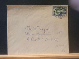 88/601  LETTRE POUR LA BELG.  OBL. BUNIA - Congo Belga