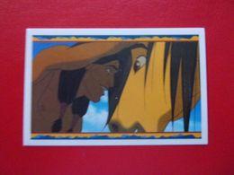 PANINI SPIRIT STALLION OF THE CIMARRON N°160  L'étalon Des Plaines Cow Boy Indien Cheval Horse Pferd Caballo Cavallo - Panini