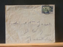 88/604  LETTRE POUR LA BELG.  1950 JADOTVILLE - Congo Belga