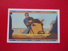 PANINI SPIRIT STALLION OF THE CIMARRON N°48  L'étalon Des Plaines Cow Boy Indien Cheval Horse Pferd Caballo Cavallo - Panini