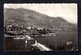 Monaco - Monte-Carlo - Le Tir Aux Pigeons Et Le Casino (société Edition De France N° 364) Ryner -voilier Entrant Au Port - Monte-Carlo
