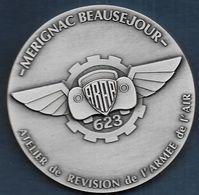 Grande Médaille De L' ARAA 623  MERIGNAC BEAUSEJOUR - Médailles & Décorations