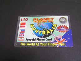AUSTRALIA Prepaid Card. - Australie