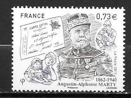 Année 2017 _  N° 5190**+5197* - France