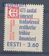 Estonia 2000 Mi 370 MNH ( ZE3 EST370 ) - Estland