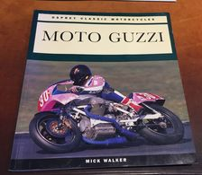 "LIVRE MOTO GUZZI "" Osprey Classic Motorcycles Moto Guzzi "" - 1950-Oggi"