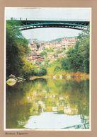 Bulgaria - Veliko Tarnovo - Stambolov's Bridge River Yantra - Printed 1974 - Bulgarie