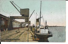 ZEEBRUGGE   LE DUKE OF CLARENCE ( ECRITE  1914 ) - Zeebrugge