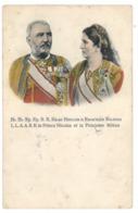 Le Prince Nicolas Et La Princesse Miléna (9405) - Montenegro