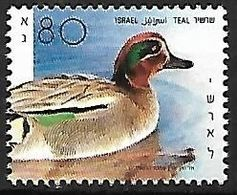Israel - MNH 1989 :  Eurasian Teal   - Anas Crecca - Ducks