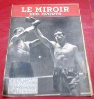 Miroir Des Sports N°30 Octobre 1941 Sport Sous L'Occupation Despeaux Leducq Louis Caput Jules Vandooren Tino Rossi - Sport