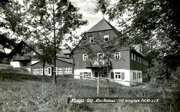 Nassau Erzgebirge , Altes Forsthaus - Nassau