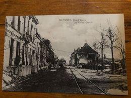 Rue D'Ypres - Messines - Mesen - Messines - Mesen