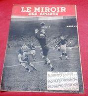 Miroir Des Sports N°34 Novembre 1941 Sport Sous L'Occupation Phalange Sportive Pompiers De Paris,Football Zone Occupée - Sport