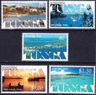 Tonga 1999 Landscapes Complete Set Mi 1551-1555 MNH ** - Tonga (1970-...)