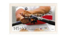 Germany 2008 Olympic Games Beijing   MNH/** (H62) - Estate 2008: Pechino