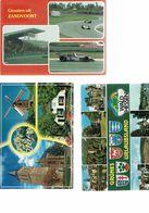 LOT DE 532  CARTES DU MONDE ENTIER  PERIODE  A PARTIR DE 1960  REF03 - Cartes Postales