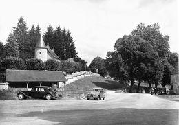 7638 - 58 - NIEVRE - SAINT SAULGE - Champs De Foire - Le Chateau - Autres Communes