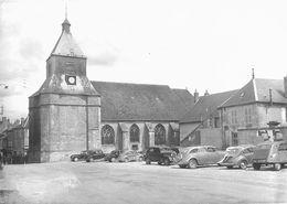 7641 - 58 - NIEVRE - SAINT SAULGE - L'Eglise - La Place - Autres Communes