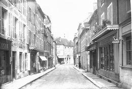 7642 - 58 - NIEVRE - SAINT SAULGE - Rue Du Commerce - Autres Communes