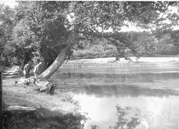7643 - 58 - NIEVRE - SAINT SAULGE - Etang De Ranceau - Pêcheurs - Autres Communes