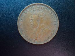 AUSTRALIE * : 1 PENNY   1919 (m) **     KM 23        TTB - Moneda Pre-decimale (1910-1965)