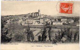 GARDANNE - Vue Générale (1405 ASO) - France