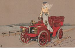 Carte Illustrateur Raphael Tuck - Tuck, Raphael