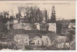 20 / 7 / 68 -SALIGNAC( 24 ) LE  CHÂTEAU SALIGNAC -FÉNÉLON  - CPA - France