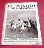 Miroir Des Sports N°233 Novembre 1924 Football Américain Féminin,Cyclisme Zimmerman,Boxe Ledoux Dempsey Bretonnel - Sport