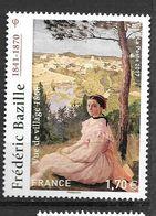Année 2017 _  N° 5122**, - France