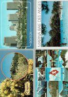 LOT DE 533  CARTES DU MONDE ENTIER  PERIODE  A PARTIR DE 1960  REF04 - Cartes Postales