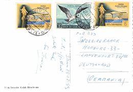 AK SAN MARINO 1959 / Ak 91 - Saint-Marin