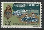 "Tchad YT 113 "" Gendarmerie Nationale "" 1965 Neuf** - Tchad (1960-...)"