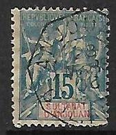 ANJOUAN N°6 - Anjouan (1892-1912)