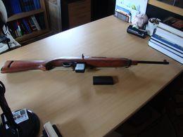 Carabine US M1 (réplique Denix) - Armi Da Collezione
