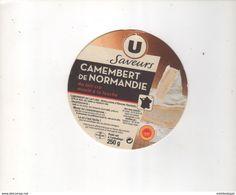 Camembert Normandie U - Fromage