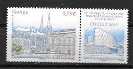 Année 2017 _  N° 5142**+5143**, - France