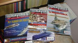 Navires Et Histoire (collection Complète) - Bateaux