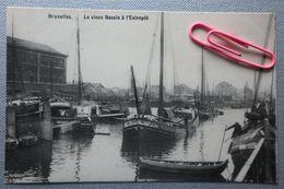 BRUXELLES : Le Vieux Bassin à L'entrepôt - Maritime