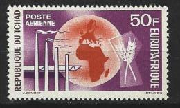 "Tchad Aerien YT 17 (PA) "" Europafrique ""1964 Neuf** - Tchad (1960-...)"