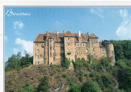 BOUSSAC - Le Château Dominant La Petite Creuse - Boussac